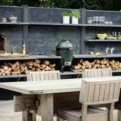 industrial Garden by NewLook Brasschaat Keukens