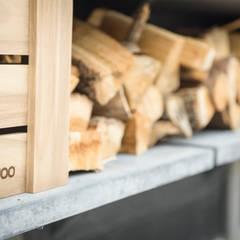 Accessoires WWOO Concrete Outdoor Kitchen: koloniale Tuin door NewLook Brasschaat Keukens