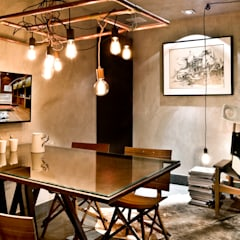 Study/office by 1:1 arquitetura:design,