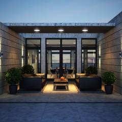 Terrace by Виталий Юров