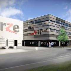 Distributie Centrum - E-commerce:  Kantoorgebouwen door info3280