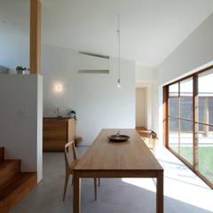 ダイニング: 松原建築計画 / Matsubara Architect Design Officeが手掛けたリビングです。