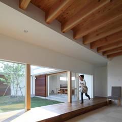 子供スペース: 松原建築計画 / Matsubara Architect Design Officeが手掛けた子供部屋です。