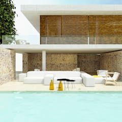 Pool by Artspazios, arquitectos e designers