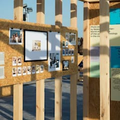 World Innovation Summit for Education– WISE and Katara: Centre d'expositions de style  par Aria Ann