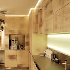 Hair Dresser/ Kapperszaak:  Winkelruimten door Blok Meubel
