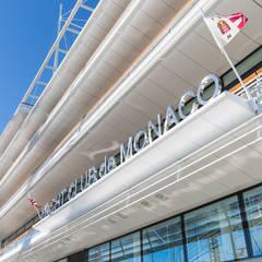 Yacht Club de Monaco:  Gastronomie von Franken-Schotter GmbH & Co. KG