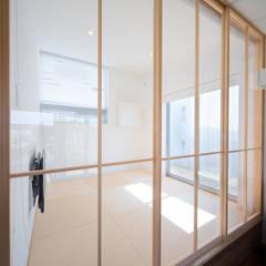 Media room by キリコ設計事務所