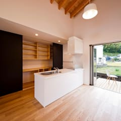 Kitchen by キリコ設計事務所
