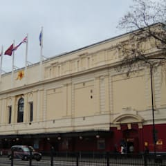Madame Tussauds, Marylebone Road, London:  Museums by Barwin