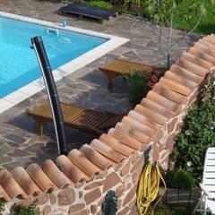 حیاط توسطRimini Baustoffe GmbH