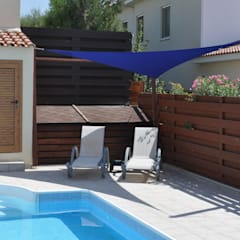 Various Shade Ideas:  Pool by Kemp Sails LTD