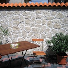 حیاط by Rimini Baustoffe GmbH