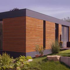 """Musterhaus  """"freelance"""":  Häuser von smartshack"""