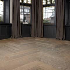 Vloer op maat:  Muren door Nobel flooring