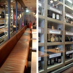 ROOM49: landelijke Wijnkelder door Doreth Eijkens | Interieur Architectuur