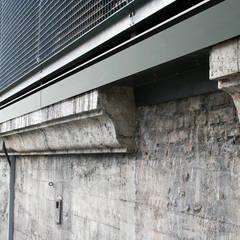 Bunkeraufstockung:  Museen von INDEX Architekten Prof. Ulrich Exner + Sigrun Musa
