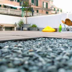 MECCANO | Genova: Terrazza in stile  di marta carraro