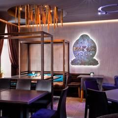 Makao Club:  Bars & clubs by EVGENY BELYAEV DESIGN