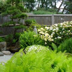 Schaugarten in Bartschendorf:  Garten von ROJI Japanische Gärten