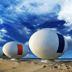윤공간 알방프로젝트: YOON SPACE 윤공간의  와인 보관,지중해