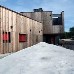 Centre Départemental de l'Enfance: Ecoles de style  par David HEBERT
