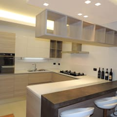 Kitchen by Laura Marini Architetto