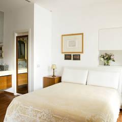 Moderne Schlafzimmer von Giandomenico Florio Architetto Modern