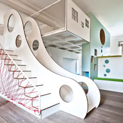 Dormitorios infantiles de estilo  por snoeck & co