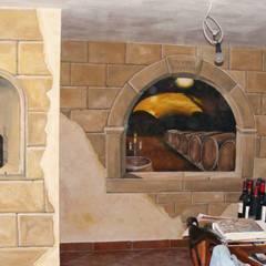 Wine cellar by Peter Böhringer Art Design