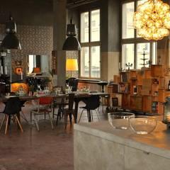 Küchenevent Berlin 2014:  Museen von dePalma&Stark