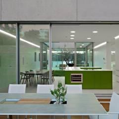 KELLER minimal windows® - filigrane Festfenster und Schiebetüren:  Fenster von KELLER AG