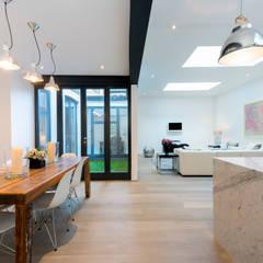 Dining room by BTL Property LTD,