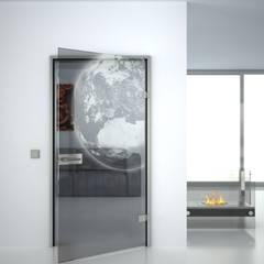 أبواب زجاجية تنفيذ Lionidas Design GmbH