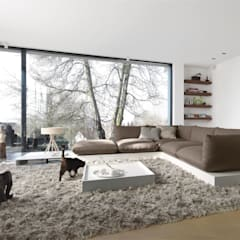 Living room by STREIF Haus GmbH, Classic