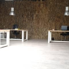 Project:  Kantoorgebouwen door PuurKurk