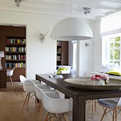 Dining room by reitsema & partners architecten bna, Country