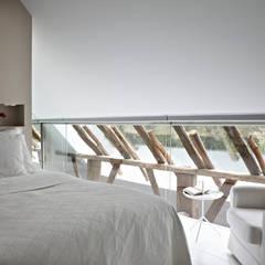 Villa Borkeld: landelijke Slaapkamer door reitsema & partners architecten bna
