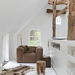Living room by reitsema & partners architecten bna, Country