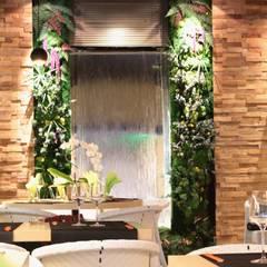 restaurant asiatique marseille: Locaux commerciaux & Magasins de style  par 3dvegetal