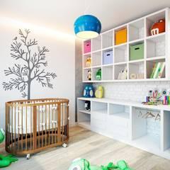 غرفة الاطفال تنفيذ CO:interior