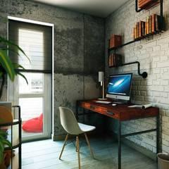 اتاق کار و درس by CO:interior
