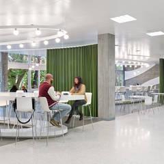 Pädagogische Hochschule FHNW, Solothurn:  Schulen von ern+ heinzl Architekten