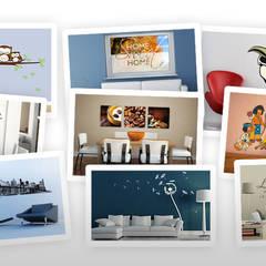 logo: Chambre de style  par wall-art.fr
