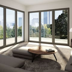 uPVC windows توسطOknoplast
