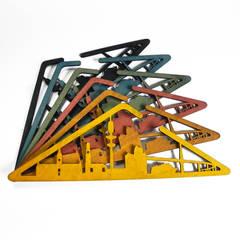 HAMBURGORAMA Designkleiderbügel:  Kongresscenter von muskat18