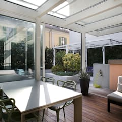 Terrace by luca bianchi architetto