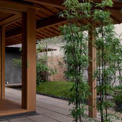 Jardins  por 宝角建築アトリエ
