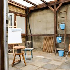Solide Doppelhaushälfte in Selm: klassische Garage & Schuppen von Jokiel Immobilien