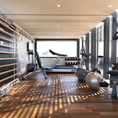 Gym by SA Architecture,